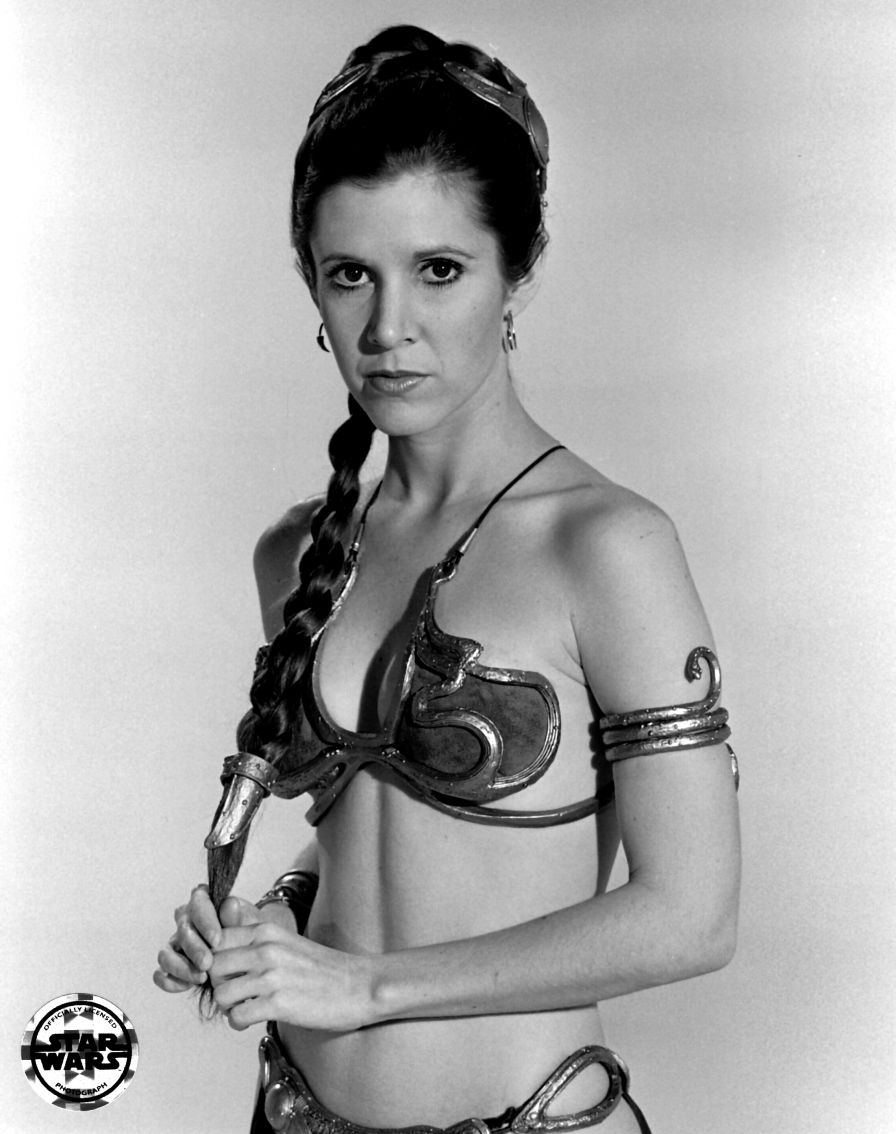 Carrie Fisher - Leia