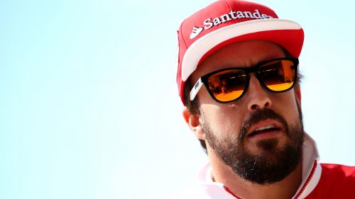 Fernando Alonso - Racing Driver
