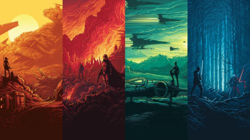 IMAX Poster - Collage Horizontal