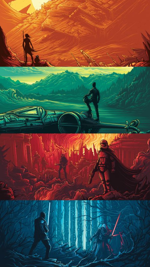 IMAX Poster - Collage Vertical