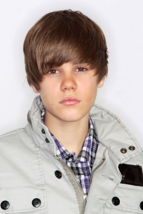 Justin Bieber When he was a boy