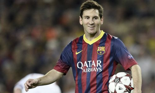 Messi is the winner