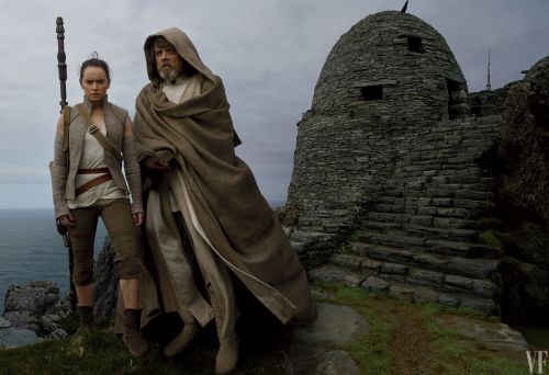 Star wars 7-luke and rey