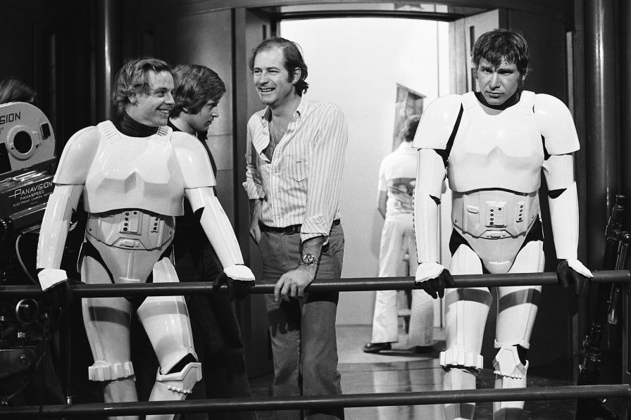 Star Wars - Behind the scene 1.