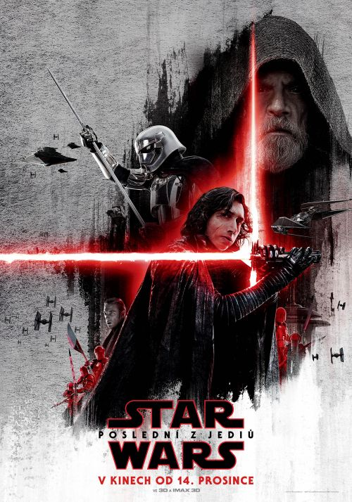 The Last Jedi  - Dark Side Poster